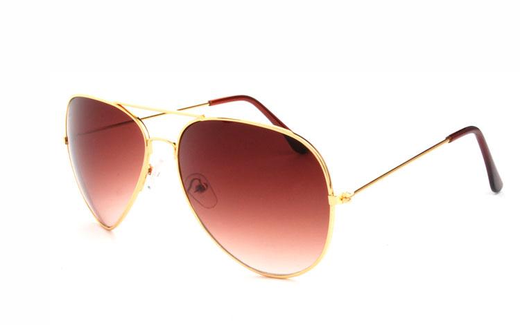 5265c1376171 Aviator   Pilot Solbriller til damer og menn✓
