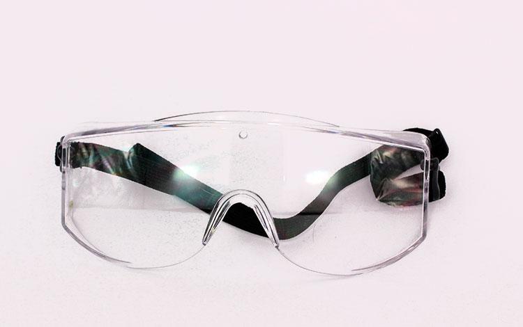 Udklædning sjove Smuk rund retro solbrille med