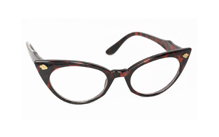 Marilyn Monroe cateye briller - Design nr. 3127